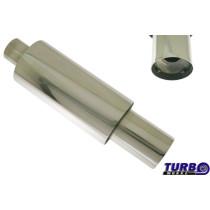 Sport kipufogó dob TurboWorks QDD-02 2,5